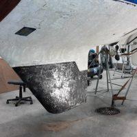 Meiltä veneen korjaus pitkällä kokemuksella.